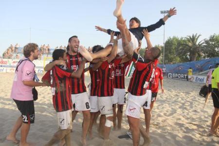 milano beach soccer