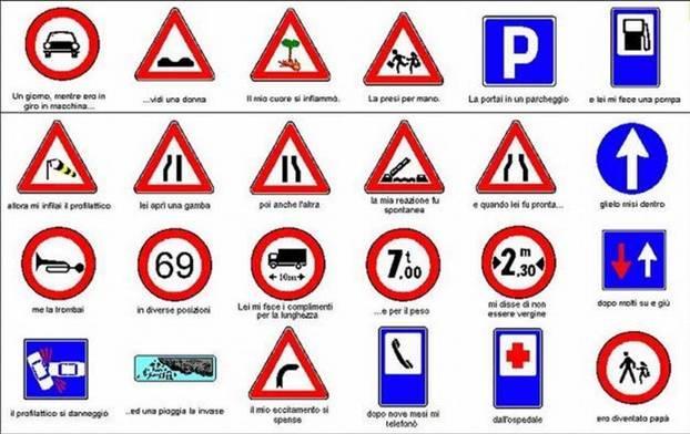 segnali stradali quiz patente alla guida 622x392