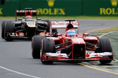 Lotus Ferrari