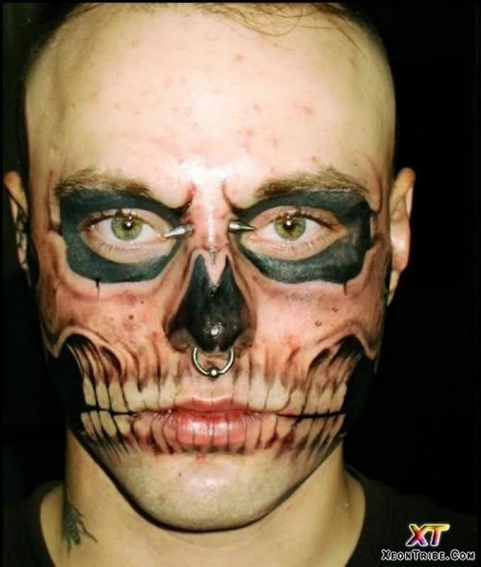 arte del tatoo insegue la perfezione: sempre più i tatuaggi ...