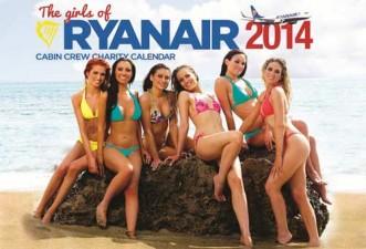 calendario ryanair 2014 cover