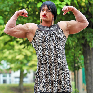 female to male bodybuilding transformation