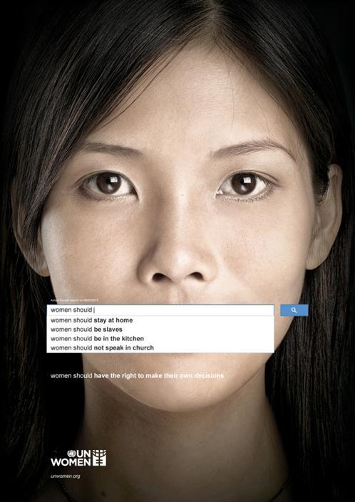 UN WOMAN contro le disuguaglianze di genere