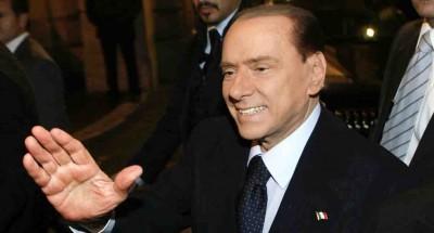 Berlusconi ha un malore sul palco