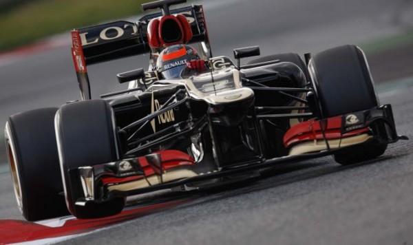 Raikkonen Lotus Notizie