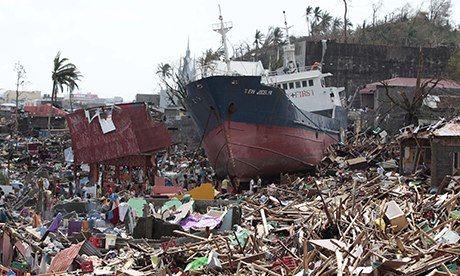 Haiyan: si contano anche i dispersi