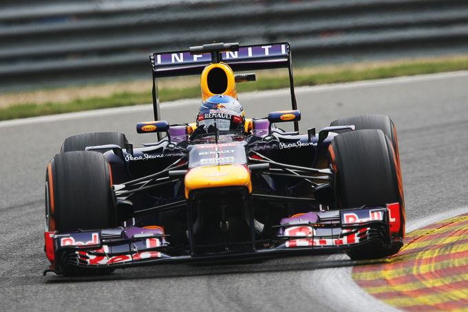 Vettel Brasile