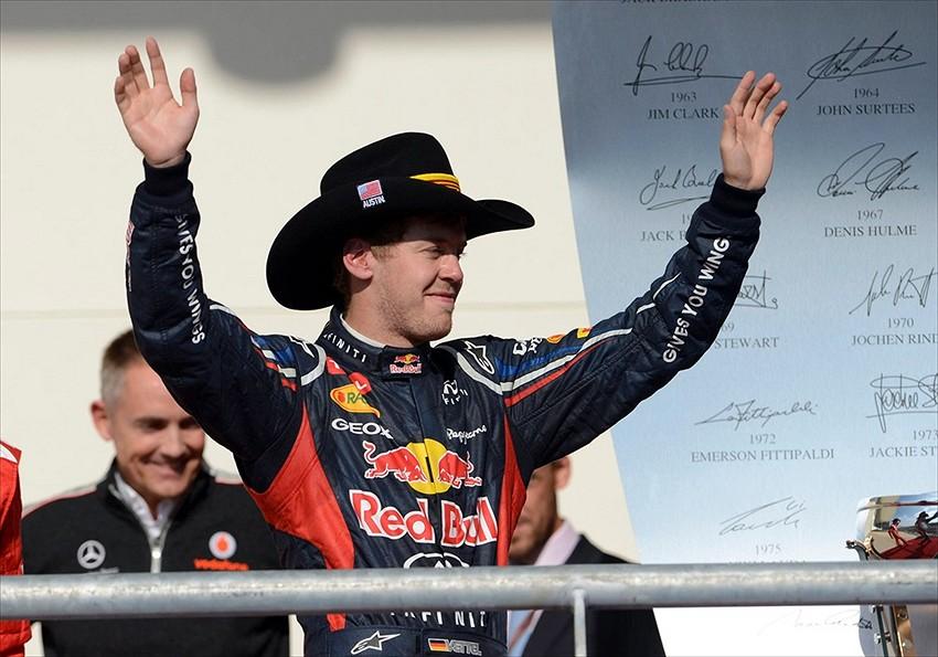 Vettel Gp Usa - Notizie