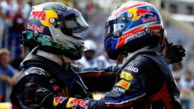 Vettel - Notizie