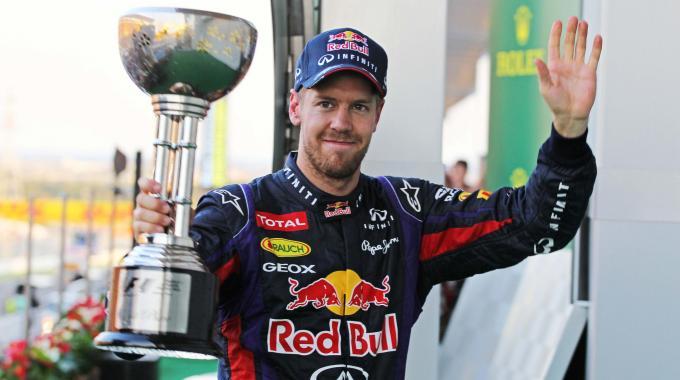 Vettel notizie