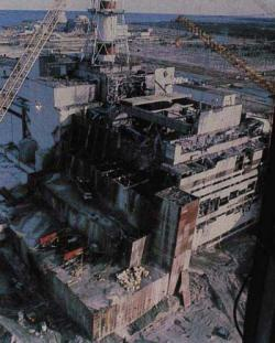 chernobyl incidente nucleare