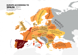 europe according to spain