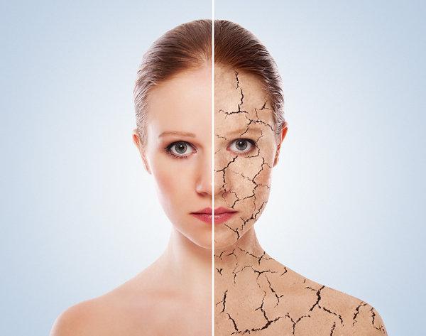 pelle invecchiamento fotolia