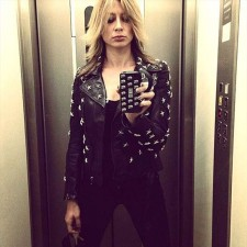 xl maddalena corvaglia look rock 2013 instagram 1