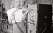 Distributore Automatico della Suntan, 1949