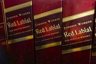 Johnnie Worker Red Labial