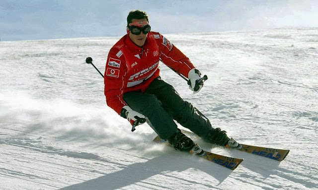Grave incidente sugli sci per Michael Schumacher