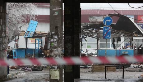 ++ Russia:investigatori,su bus stesso tipo bomba stazione ++
