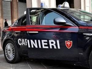 Auto Carabinieri Falconara marittima