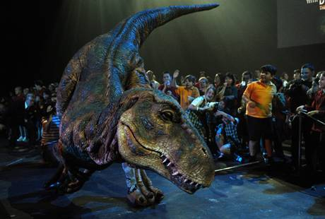Walking with Dinosaurs - The Arena Spectacular in Sydney