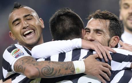 Soccer: Serie A; Juventus-Sassuolo