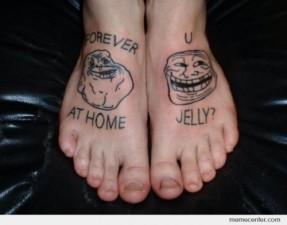 meme-feet