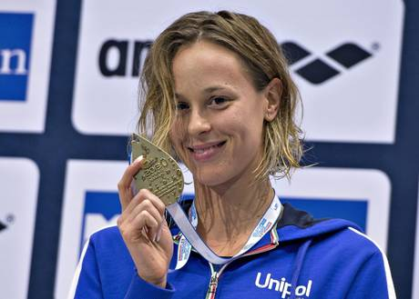 LEN European Short Course Swimming Championship