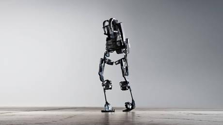 Debutta in Sud Italia Ekso, robot per riabilitazione motoria