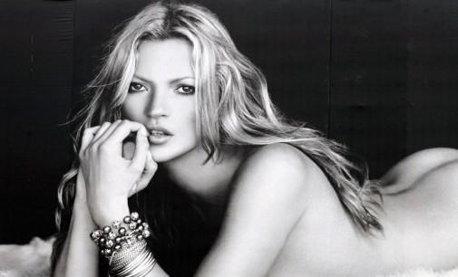 I primi quarant'anni di Kate Moss