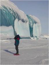 Onda ghiacciata en Antartide13