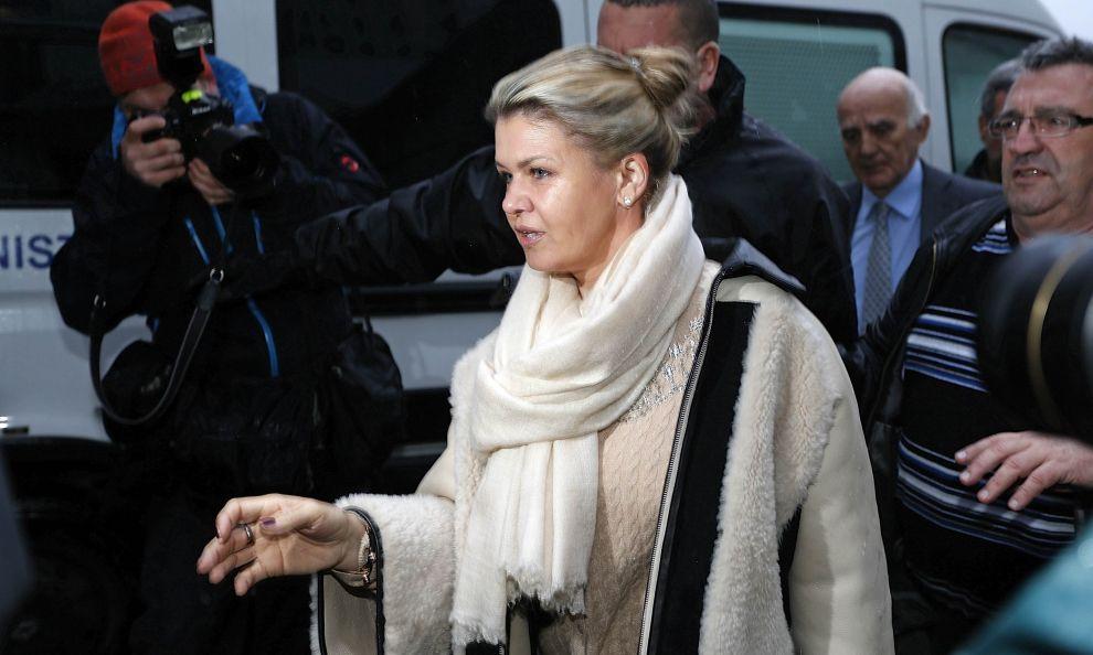 Schumacher - moglie