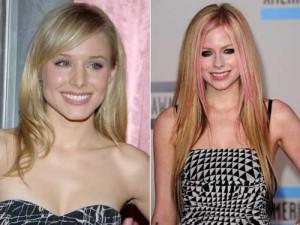Kristen Bell - Avril Lavigne
