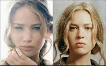 Jennifer Lawrence - Renee Zellweger