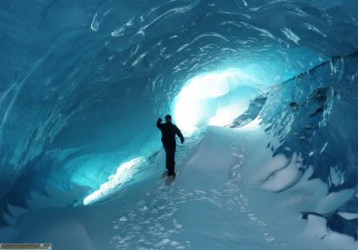 frozen wave onda ghiaccio ghiacciata