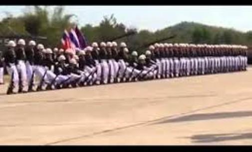 La parata militare più pazza del mondo