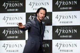 JAPAN-ENTERTAINMENT-FILM-47 RONIN