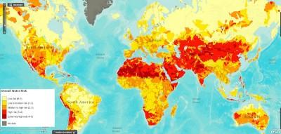 La siccità nel mondo