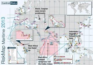La pericolosità delle tratte navali