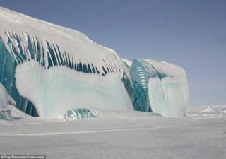 onda ghiacciata antartico 6