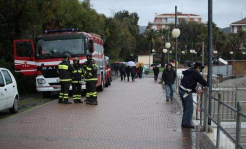 Maltempo incessante in Liguria provoca due dispersi
