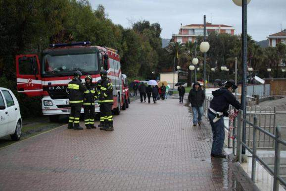 Maltempo incessante in Liguria provoca due dispersi