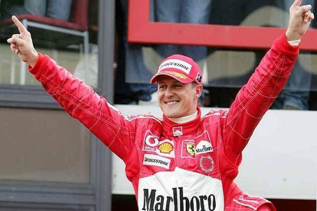 Schumacher: Auguri e speranze da tutto il mondo Ferrari