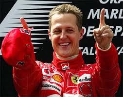 Schumacher, il risveglio