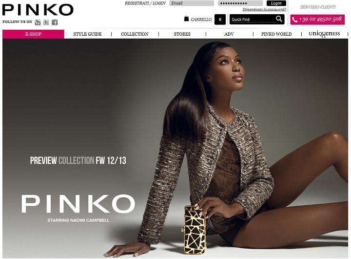 Pinko-shop-online