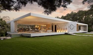 glass pavillon montecito california