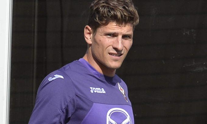 Mario Gomez, Fiorentina