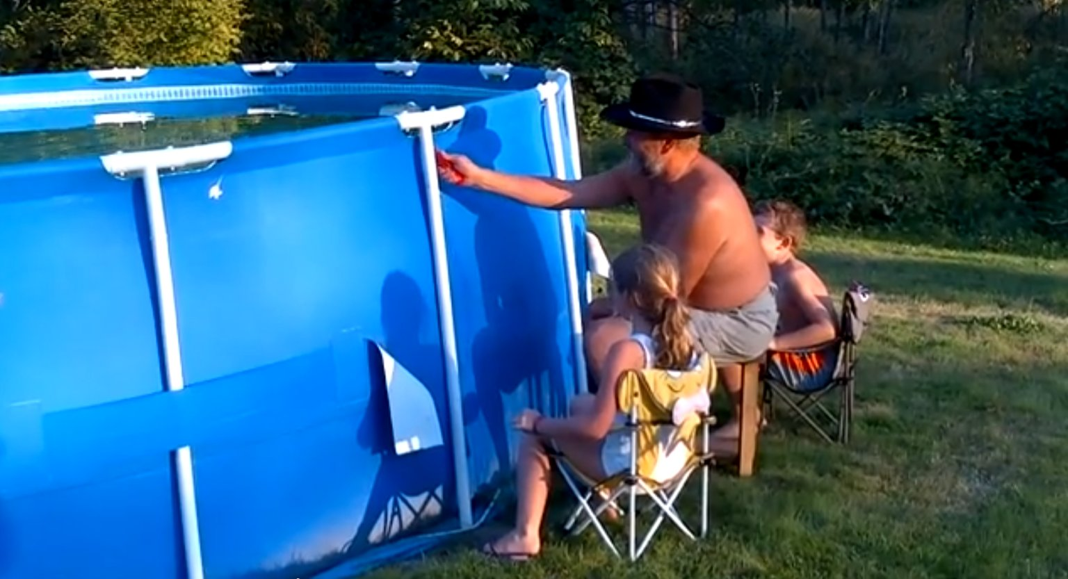 o HOW TO EMPTY SWIMMING POOL facebook