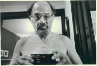 old-selfies-allen-ginsberg