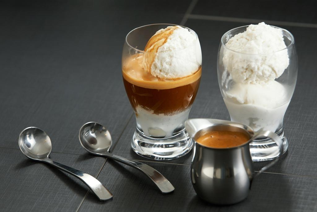 Mettiamo il caffé nel gelato