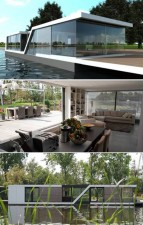 watervilla kortenhoef olanda